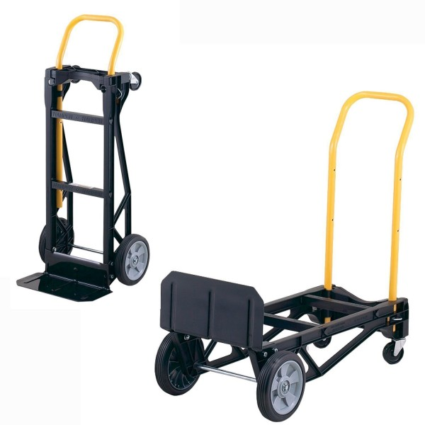Harper Trucks Nylon Convertible Hand Truck and Dolly