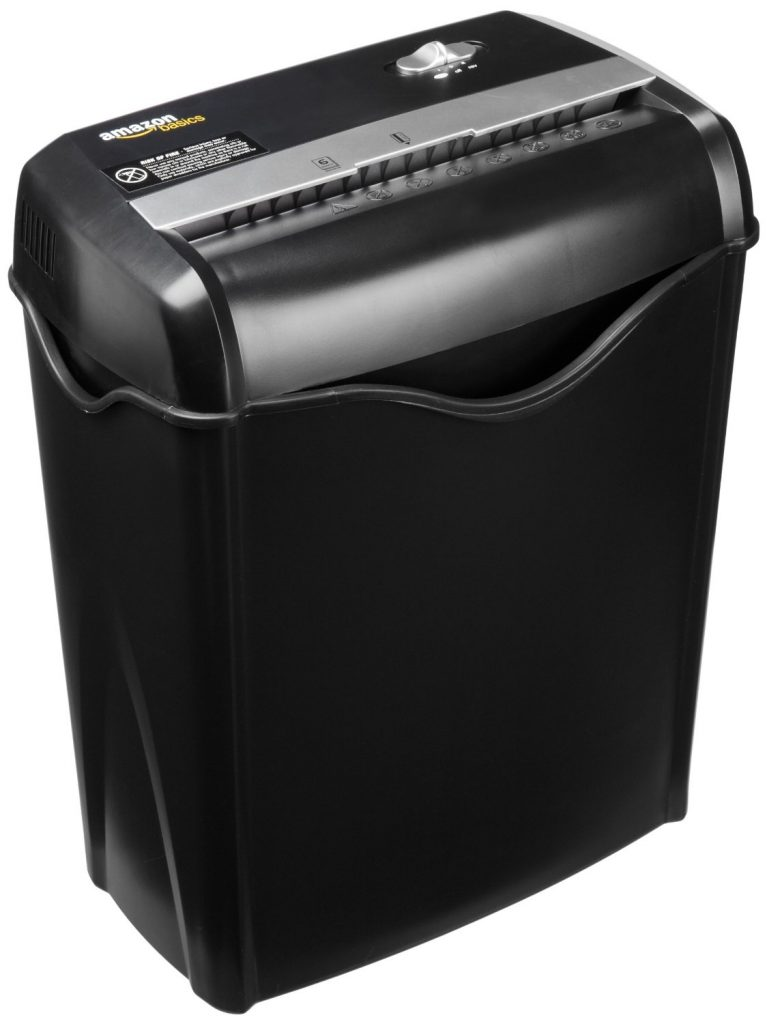 8 Best Paper Shredders For Home Use In 2018 Reviews And