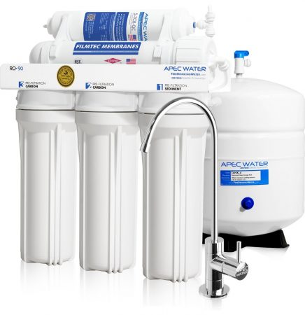 8 Best Under Sink Water Filter Systems In 2018 Top Picks