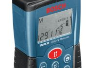 Bosch DLR130K Laser Measure, 130 Ft