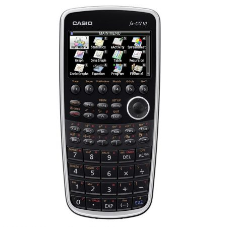 Casio FX-CG10 PRIZM Graphing Calculator