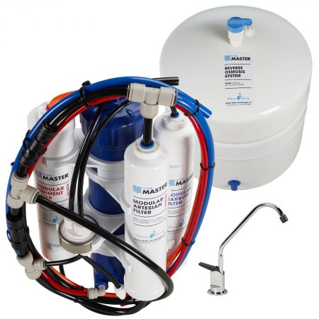 Home Master TMAFC Under Counter Water Filter