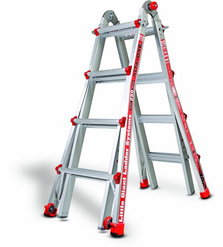 Little Giant 14013-001 Alta-One M-17 Ladder System, 250-Pound