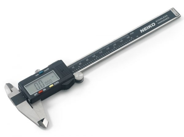 Neiko 01407A Electronic Digital Caliper with Extra Large LCD Screen