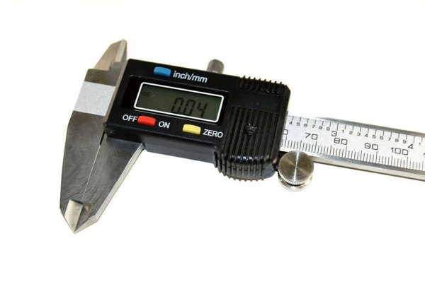 Uniwent Stainless Steel Electronic LCD Digital Caliper