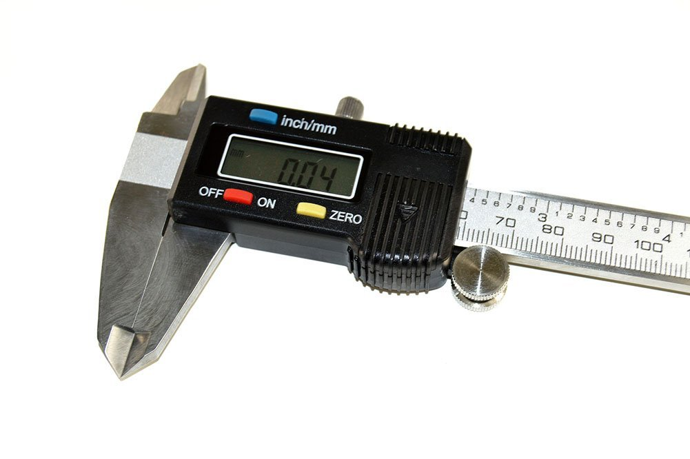 9 Best Electronic Digital Calipers In 2018  U2013 Reviews And