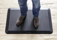 Standing Desk Anti-Fatigue Mat