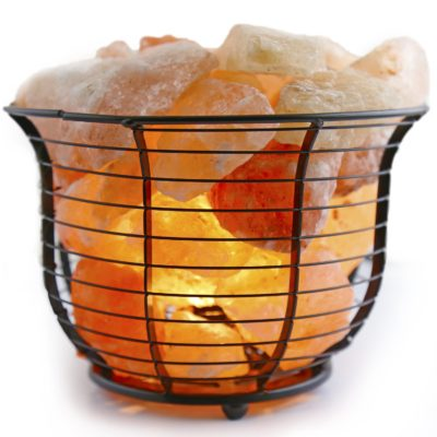 Crystal Allies Gallery Himalayan Salt lamp