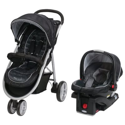 Graco Aire3 Travel System Stroller