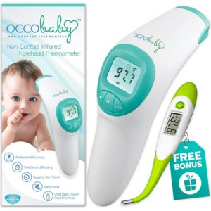 Clinical Baby Forehead Thermometer