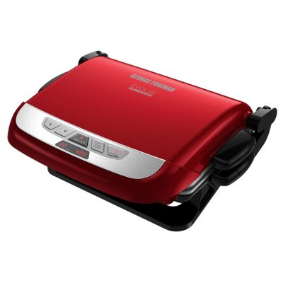 George Foreman GRP4800R Multi-Plate Grill