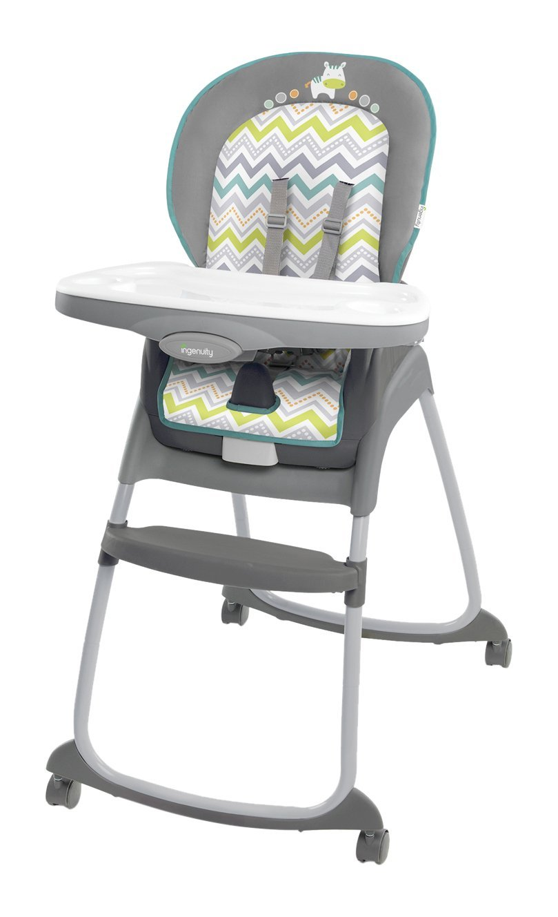 Ingenuity Trio Ridgedale High Chair  sc 1 st  Best Sorted & The Top 8 Best Baby High Chairs in 2018 u2013 reviews and comparison ...