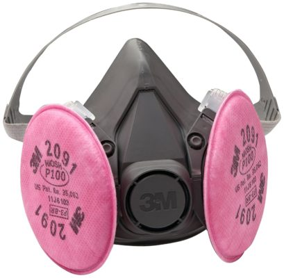 3M 6391 Reusable Respirator Gas Mask
