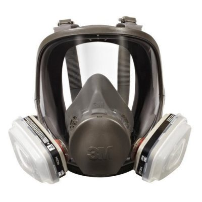 3M 7162 Full Face Spray Paint Respirator