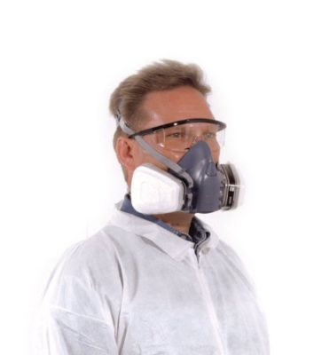 3M Large Half Facepiece Reusable Respirator