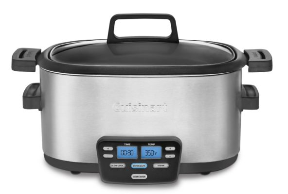 Cuisinart MSC-600 3-In-1 Cook Central Slow Cooker