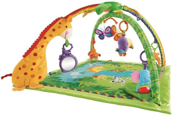 Fisher-Price Melodies Deluxe Gym