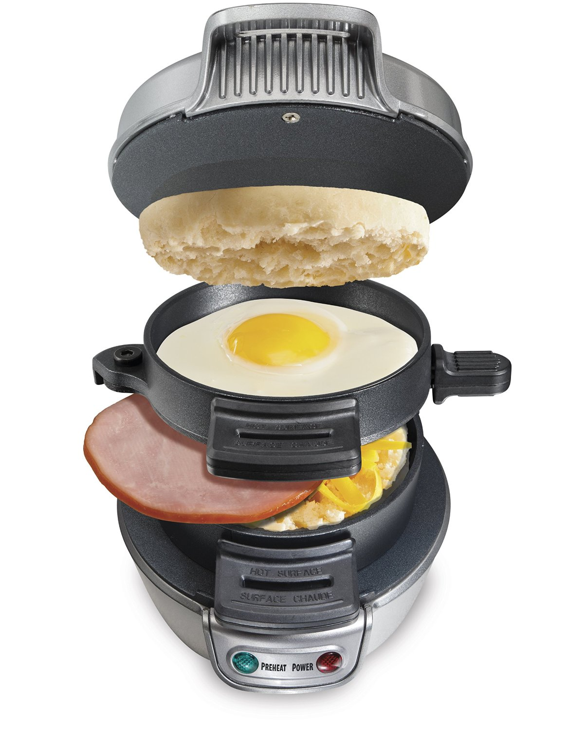 Hamilton Beach 25475a Sandwich Maker