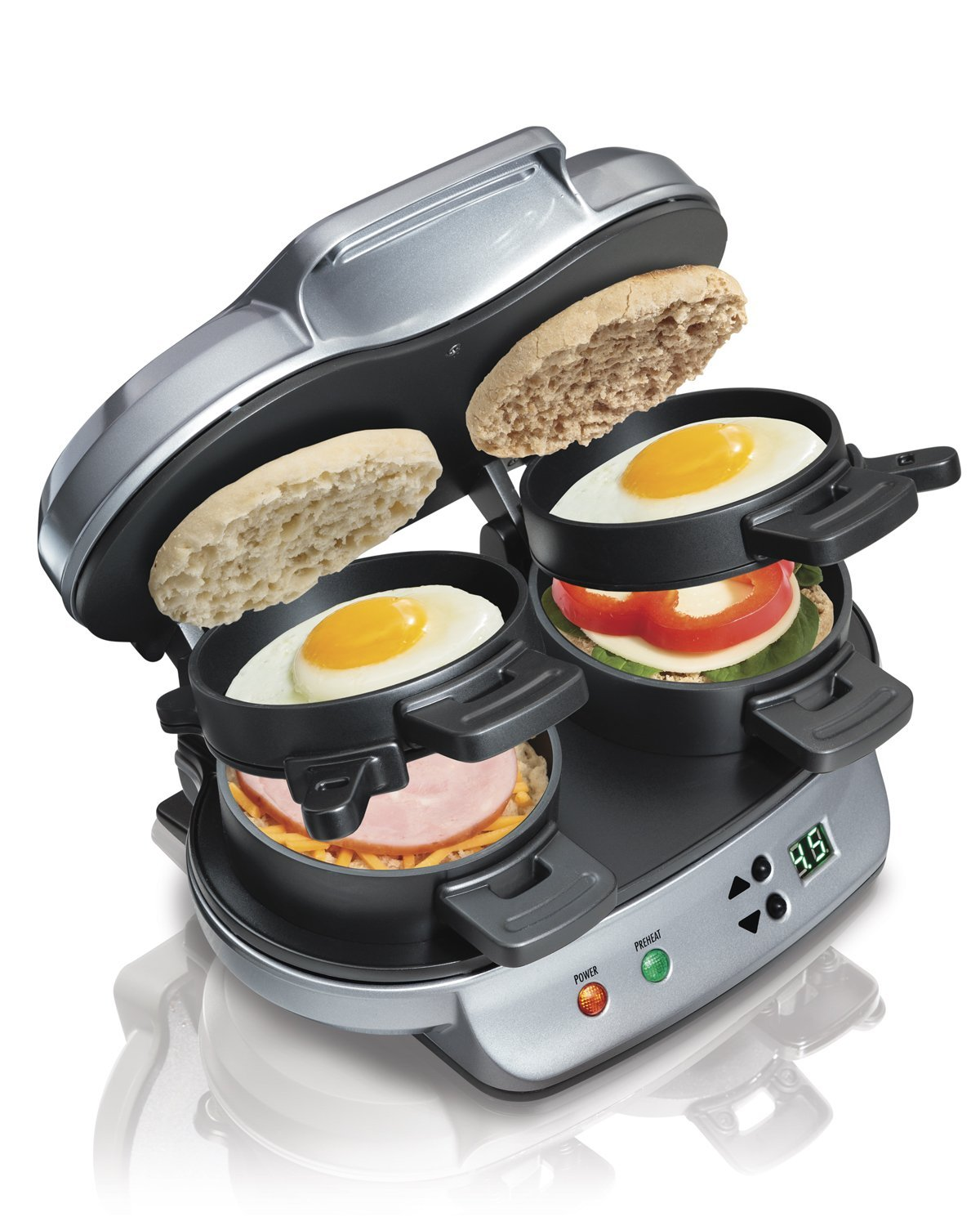 Hamilton Beach 25490a Sandwich Maker