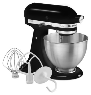 KitchenAid K45SSOB 4.5-Quart Stand Mixer