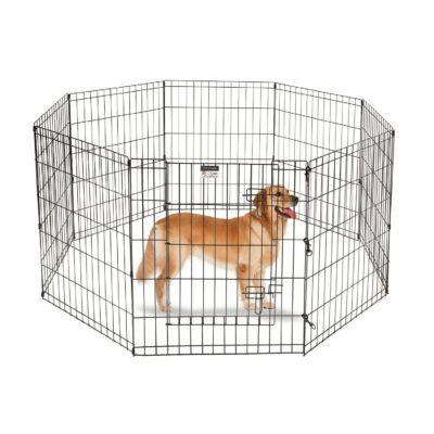 Pet Trex Playpen for Dogs, Eight High Panels