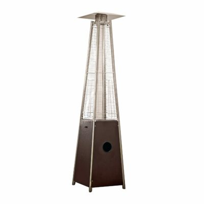 AZ Patio Heater in Hammered Bronze