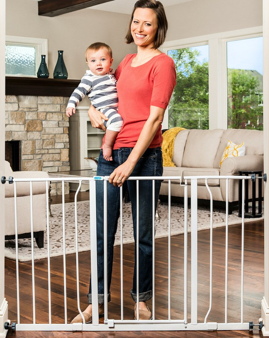 The Top 8 Best Baby Safety Gates In 2018 U2013 Reviews And Comparison | Best  Sorted