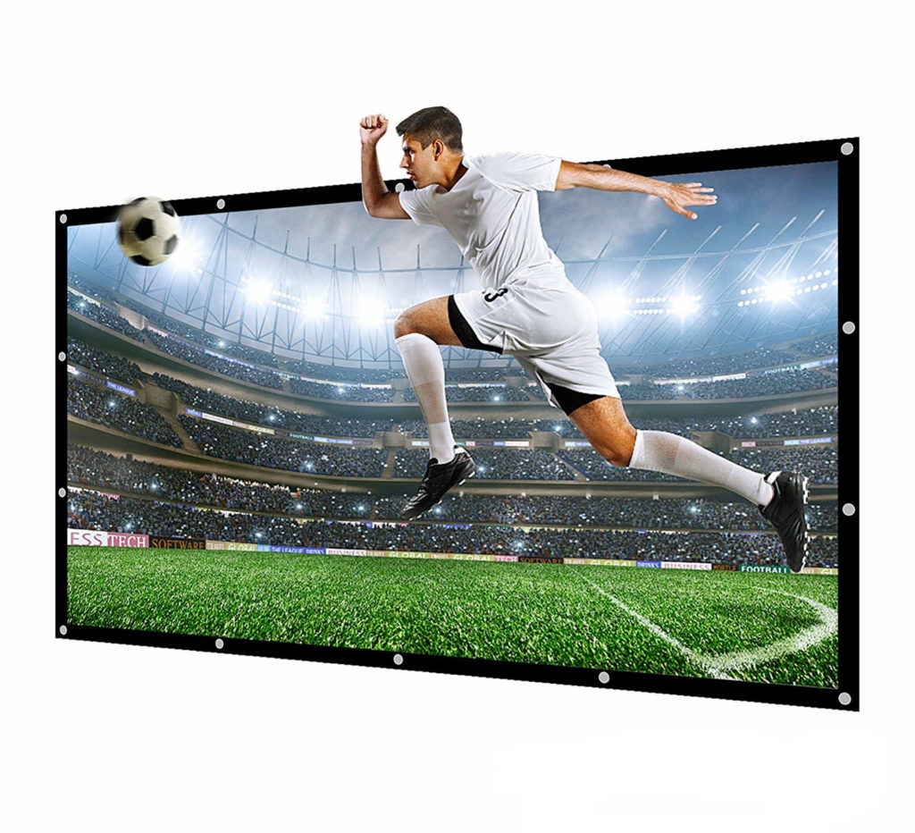 Top 8 Best 4k Projector Screens in 2019 – Reviews and