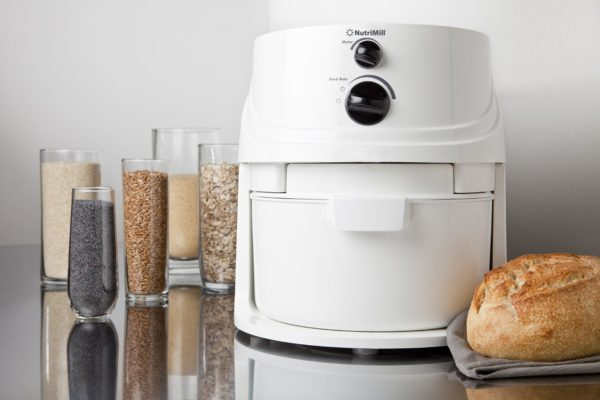 6 Best Electric Grain Mills For Home Use In 2018 Top